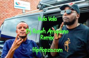 DJ Maphorisa X Kabza De Small - Vula Vala Ft. Nokwazi & Vigro Deep (Dj Roneh Remix)